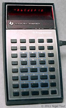 calculator list t z rh vintagecalculators com Solar Unisonic Calculator Unisonic Calculators 268 LC
