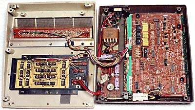 Inside Casio 121K