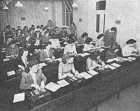 machine operator schools