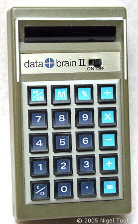 data brain II