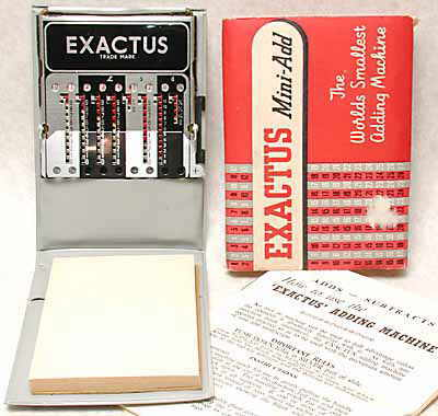 Exactus in wallet