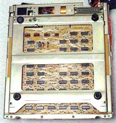 calculator electronics integrated circuits