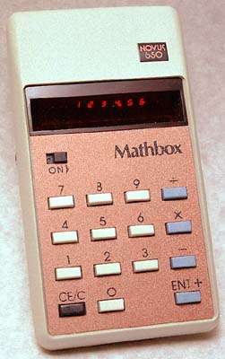 Novus 650 Mathbox