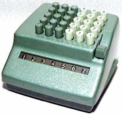 Anita: the world\'s first electronic desktop calculator