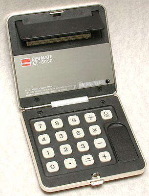 Sharp EL-8009