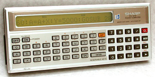 Sharp PC-1210