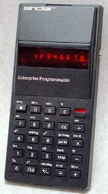 Sinclair Enterprise Programmable.