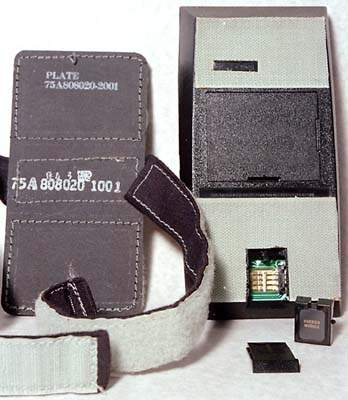 Calculator rear