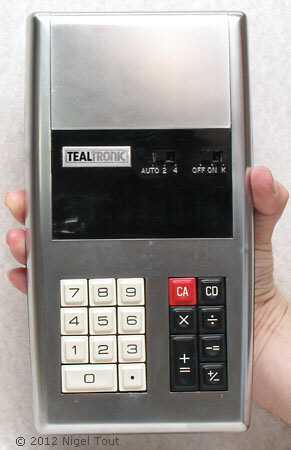 Tealtronic K-80M type 2