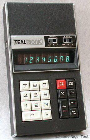 Tealtronic K-80M type 1