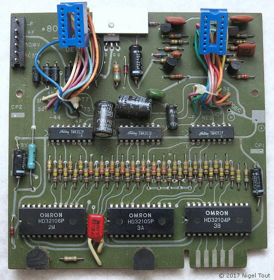 Adler 804 circuit board