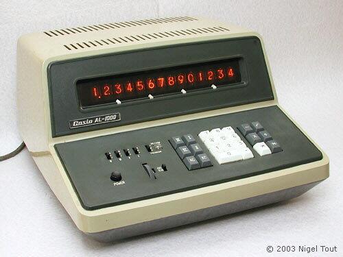 Casio AL-1000