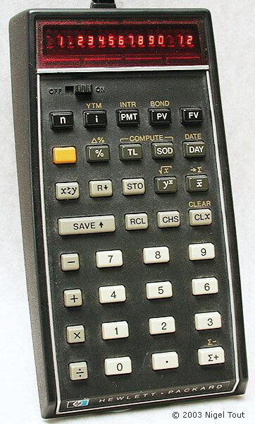Hewlett-Packard HP80