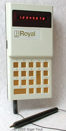 Royal Digital IV