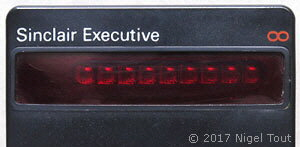 Sinclair Executive LED with bubble magnifiers