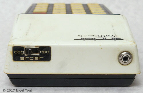 Sinclair Oxford Scientific deg/grad switch