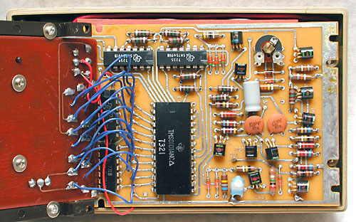 calculator electronicsElectronic Circuit Of Calculator #4