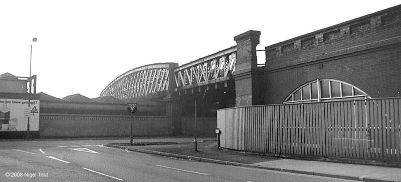 Belfast Central Rail Station Car Park